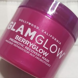 GLAMGLOW-Berryglow Probiotic Recovery Mask